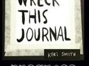 Wreck This Journal–Pages 54-57: Climb, Compost