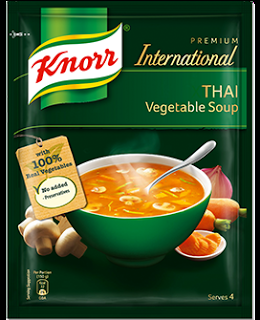 Product Review | Knorr Soups