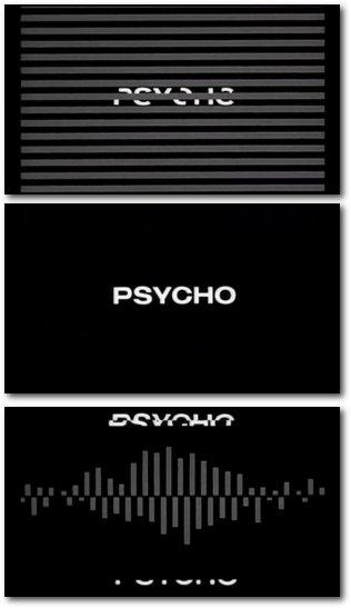 GOING (to) PSYCHO AGAIN