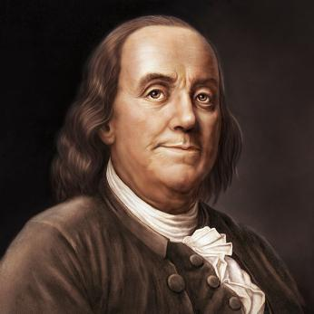 The Great scientist and inventor- Benjamin Franklin