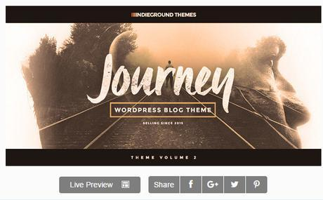 Journey WordPress Theme