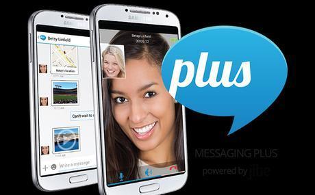 messaging-plus-app