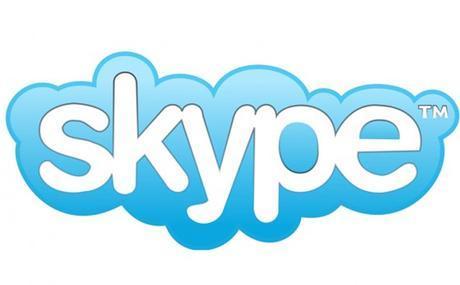 Skype-app