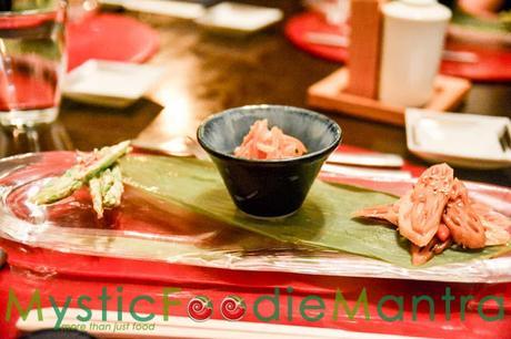 EN, Mehrauli - A Romantic Japanese Meal