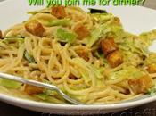 Will Join Vegan Pasta Dinner?