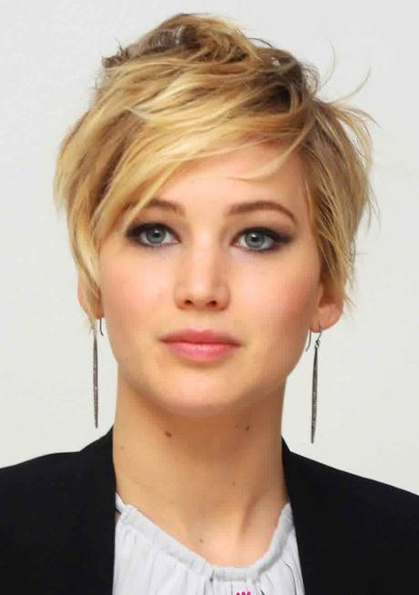 short-hairstyles-for-women-2015-for-celebrity-hairstyles-jennifer-lawrence-short-messy-hairstyle-with