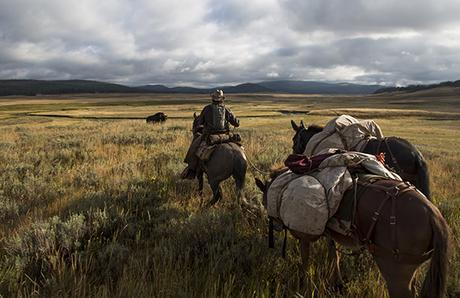 Across Yellowstone on Horseback to Heal Deep Wounds