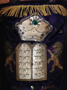 Torah, photo by Susan Katz Miller