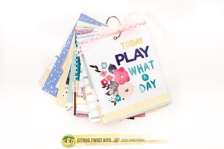 Citrus Twist Kits : Play Mini Album