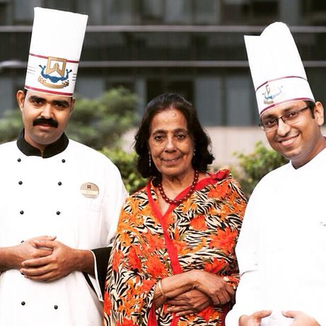 Khwan-e-Maji- Culinary trail of Shahajahanabad With Salma Hussain at Delhi Pavillion, Sheraton Saket