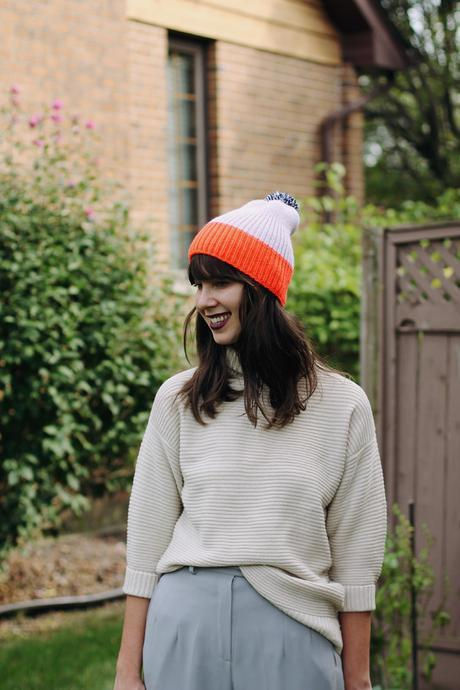 A Case For Why You Should Style Beanies This Fall (Especially If You Think You Can't)