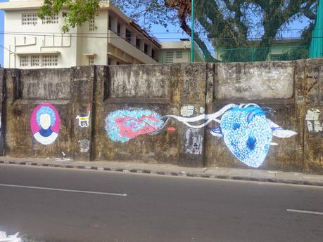 Kochi Chronicles: Art Attack!