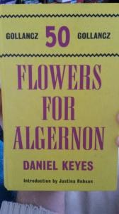 Book report flowers for algernon