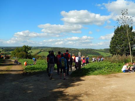 Five Valleys Walk 2015