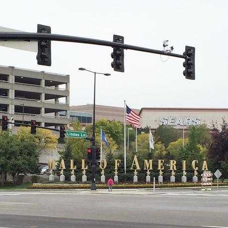 Shot of Mall of America