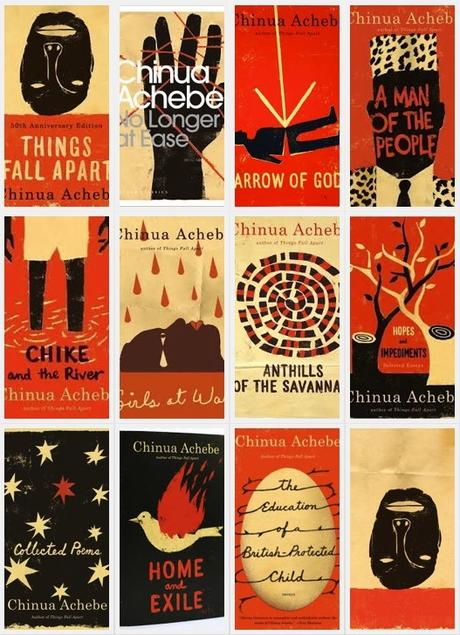 55 Years of Nigerian Literature: Chinua Achebe and the Art of Edel Rodriguez