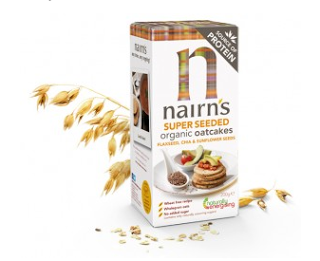 Review - Nairns Oatcakes