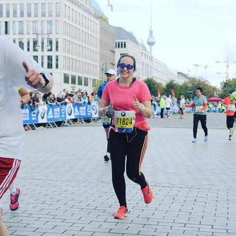 OMG! I've just run my first marathon