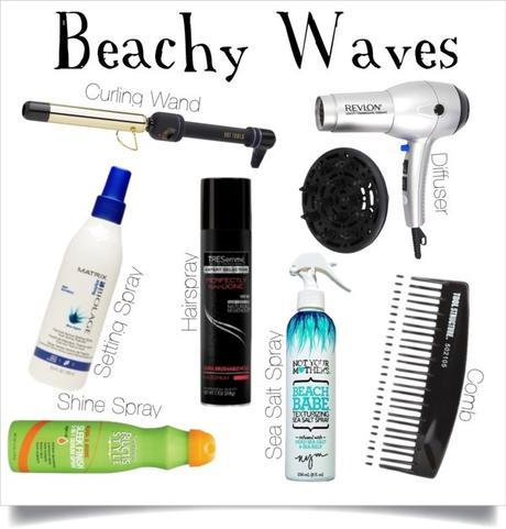 2 Ways to Achieve Beachy Waves for the Fall