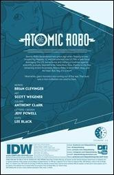 Atomic Robo and the Ring of Fire #2 Preview 1