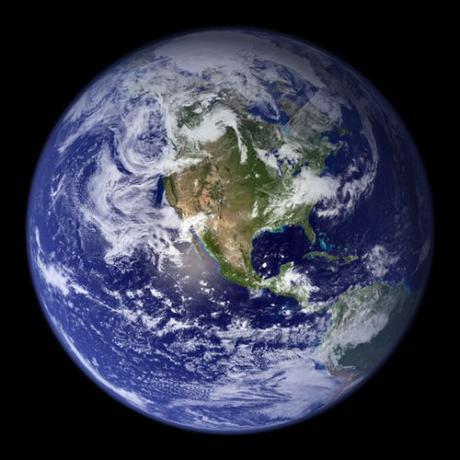 NASA Blue Marble 2002