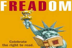Darn!  We MISSED IT!  Banned Book week was Sept. 27 to Oct. 3!