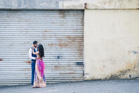 A Kiwi Engagement Session With A Beautifully Unique Twist