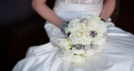 Floral Blooms For Winter Weddings