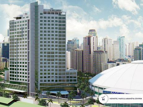 Novotel Manila Araneta Center: A First Look