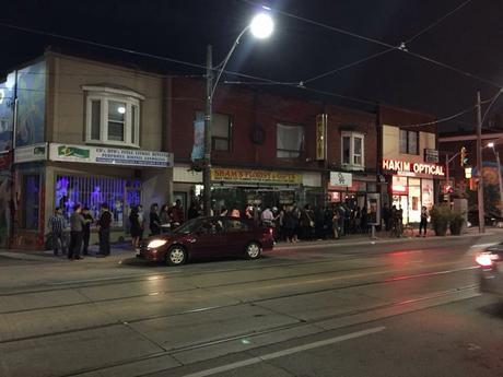 Hogwarts in Toronto?