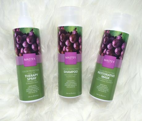 Natural Hair TLC with Mastey Vegan Hair Care Products for Colored Treated Hair