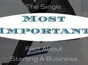 Single Most Important Fact About Starting Business