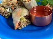 Healthy Recipe: Thai Spring Rolls