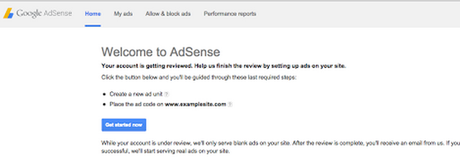 AdSense Sing-up Become Easy And Approval within 48hrs Now