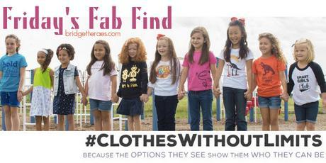 Friday's Fab Find: Clothes Without Limits