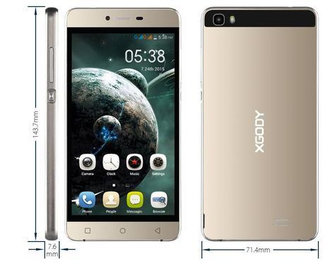 XGODY S200 Android smartphone