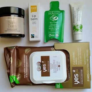 Love Lula Beauty Box October 2015