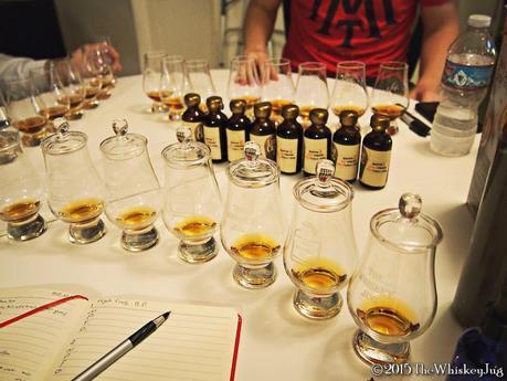 Elijah Craig Barrel Proof Tasting 2