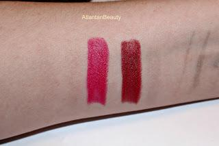 First Impressions and Swatches of Wet n Wild's Beautifully Wicked Collection for Halloween 2015