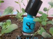 Stay Quirky Finish Nail Lacquer Bumble Blue (452)