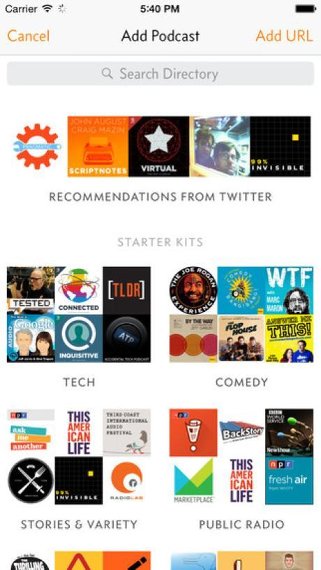 Best Podcast App for iOS Is Now Completely Free
