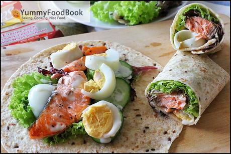 Grilled Salmon Mission Wrap_2