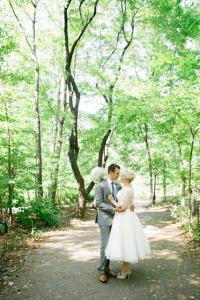 Central Park E&L Wedding