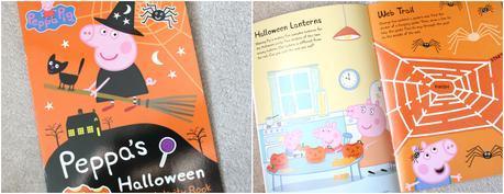peppas halloween, Kids Halloween Books,