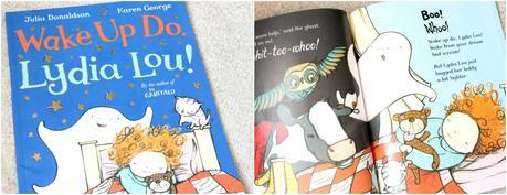 wake up do lydia lou, Kids Halloween Books,