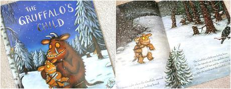 the gruffalos child, Kids Halloween Books,