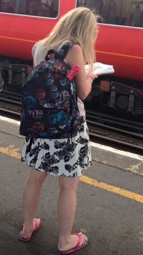 backpack dildo