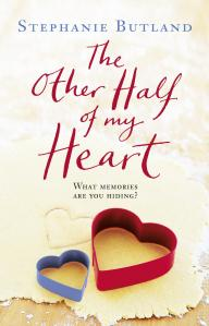 Large cover image - THE OTHER HALF OF MY HEART