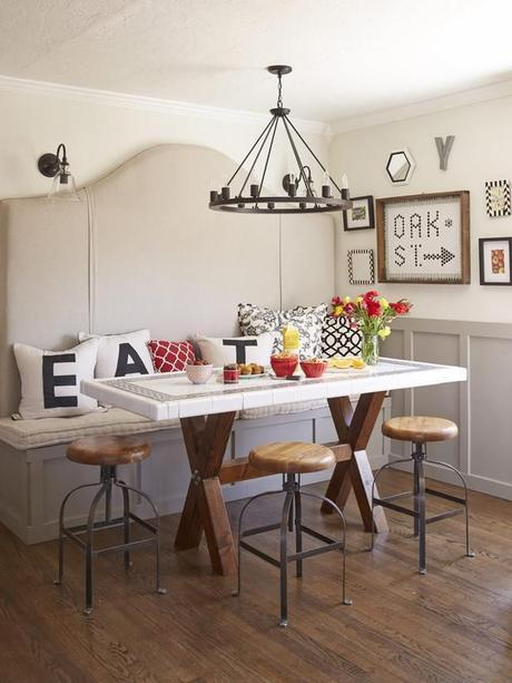 20+ Tips for Turning Your Small Kitchen Into an Eat-In Kitchen : Page 02 : Rooms : Home & Garden Television: