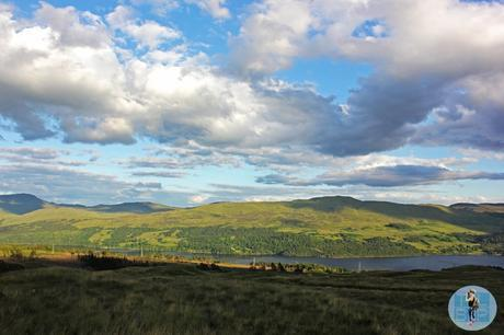 scotland - loch tay